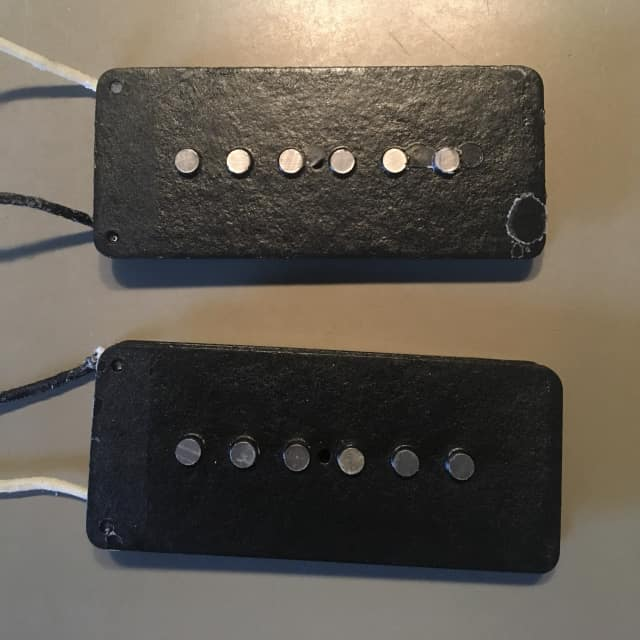 Fender American Vintage '65 Jazzmaster Pickup Set - Neck and Bridge image