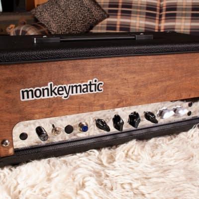 2019 Monkeymatic Tamalpais #3 hand-built custom tube amp