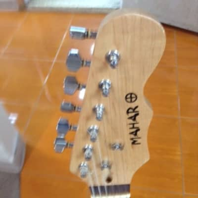 Mahar Electric Guitar  Gray for sale