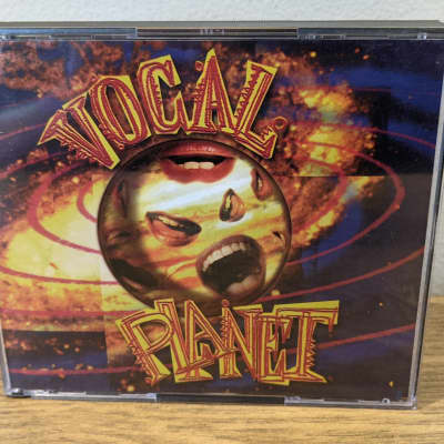 Spectrasonics Vocal Planet 5-CD ROM Set / Complete / Akai / E-MU EOS / LOOK