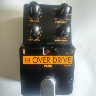 Pearl OD-05 Overdrive for sale