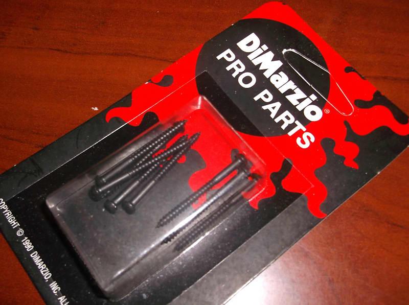 dimarzio fh1500 pickup height adjustment screws for p bass reverb. Black Bedroom Furniture Sets. Home Design Ideas
