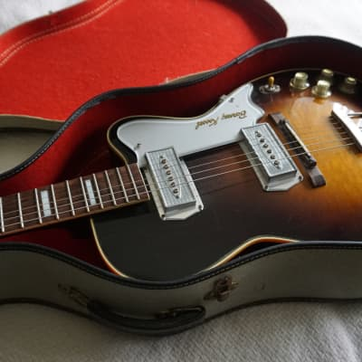 Kay K1700 Barney Kessel Pro Sunburst 1959 for sale