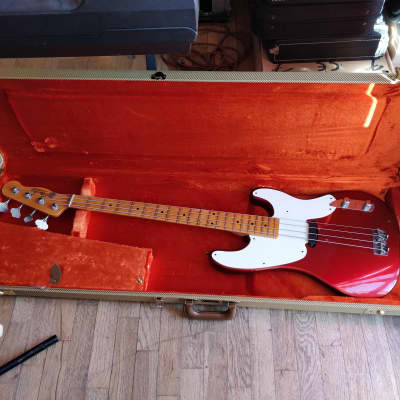 Fender precision 55  relic custom shop