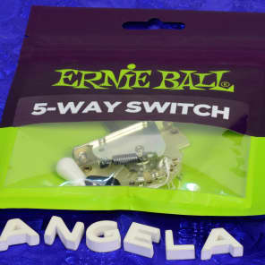Ernie Ball P06370 5-Way Strat Pickup Switch