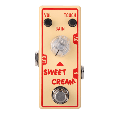 Tone City Sweet Cream Overdrive Pedal image