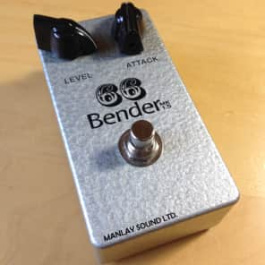 Manlay Sound 66 Bender - NOS Germanium Sola Sound Tone Bender MK 1.5 based Fuzz pedal for sale