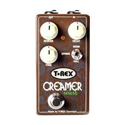 T-Rex Creamer Reverb