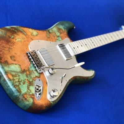 Mucho Guitars Baked Bean 2019 Custom for sale