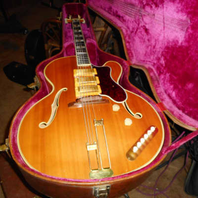 Epiphone Zephyr Emperor Regent  1953 Blonde for sale