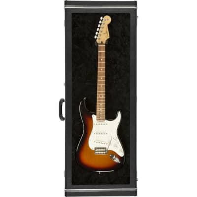 Fender Guitar Display Case, Black for sale