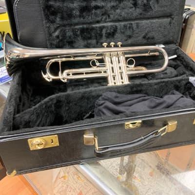 Getzen Proteus Bb Trumpet 2016 Silver Plate