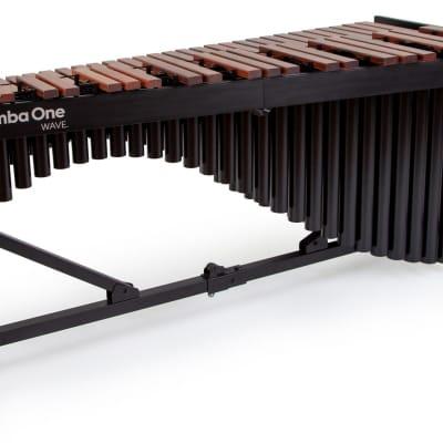 Marimba One 9622 4.3 Octave with Classic resonators, Enhanced keyboard