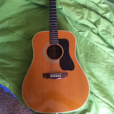 Guild Bluegrass Jubilee 1978 Spruce Top/Mahogany sides
