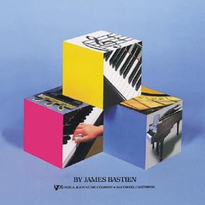 Kjos Bastien Basics Piano Lesson Level 2