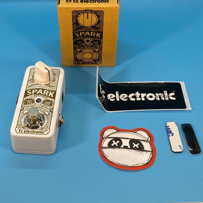 TC Electronic Spark Mini w/Original Box | Fast Shipping!