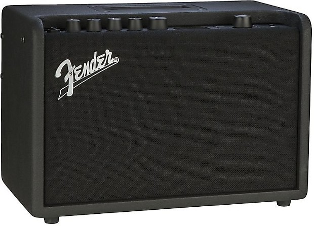 new fender mustang gt 40 kentucky music company reverb. Black Bedroom Furniture Sets. Home Design Ideas