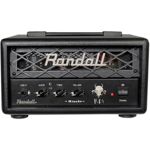 Randall RD1H Diavlo 1-Watt Tube Guitar Amp Head