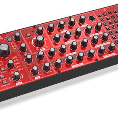 Behringer Neutron Paraphonic Analog And Semi Modular Synthesizer - Open Box