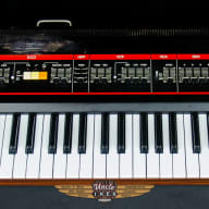 1983 Roland Juno 60 Polyphonic Synthesizer Keyboard Synth