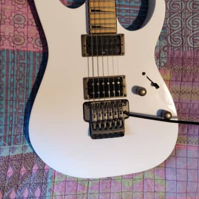 Ibanez RGT42MDX  Ice White for sale