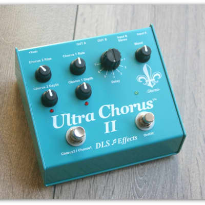 """DLS Effects  """"Ultra Chorus"""""""