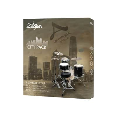 Zildjian A City Cymbal Set