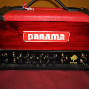 Panama Shaman 20 watt Guitar AMPLIFIER HEAD in PERFECT WORKING CONDITION for sale