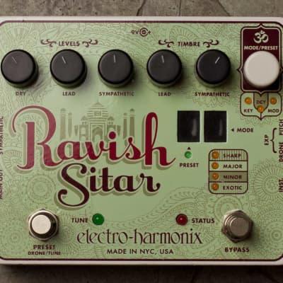 Electro Harmonix Ravish Sitar for sale