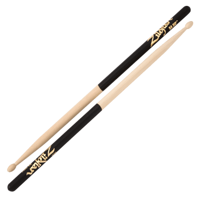 Zildjian 5AWD Dip Series 5A Wood Tip Drum Sticks