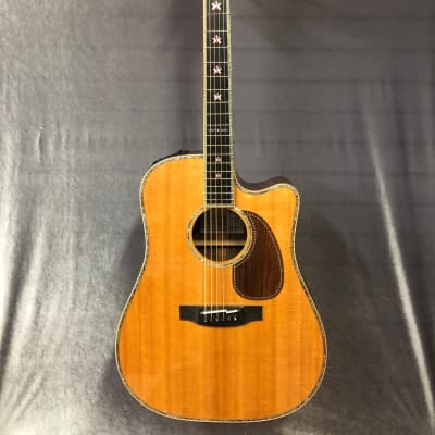 Takamine GOO80THK #47 of 80 *Limited Edition* Grand Ole Opry Acoustic/Electric Guitar w/ Hard Case for sale