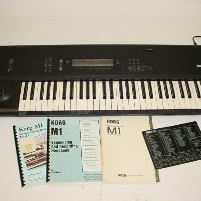 Korg M1 Music Workstation Synthesizer Keyboard M-1