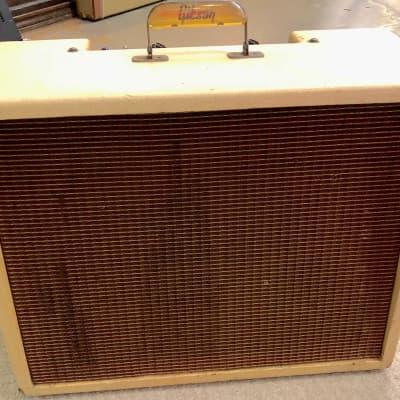 Gibson Gibsonette amp 1959 Cream for sale