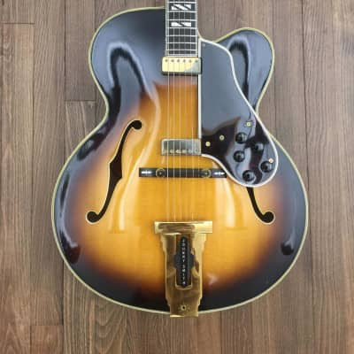 1968 Gibson Johnny Smith Rare Dual Pickup Model for sale
