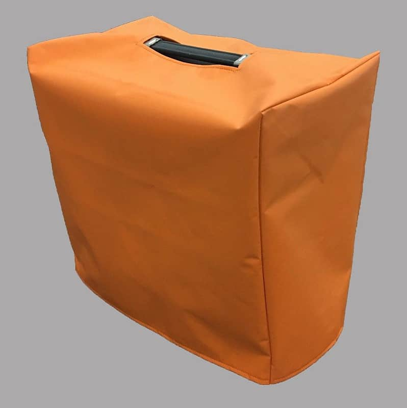 ORANGE OBC212 ISOBARIC 2x12 BASS SPEAKER CABINET ORANGE VINYL COVER oran052