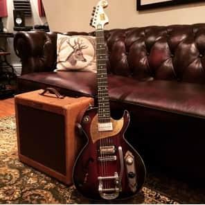 Postal Guitars Delta Zephyr 2016 for sale