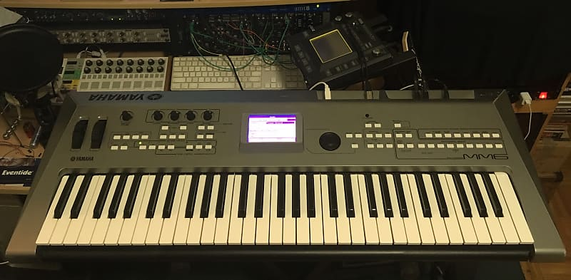 yamaha mm6 mini mo synthesizer local pick up reverb. Black Bedroom Furniture Sets. Home Design Ideas