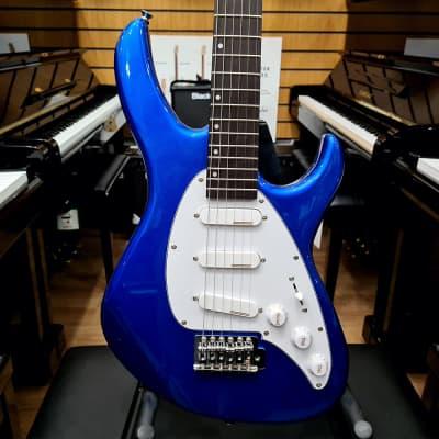 Tanglewood TE2 Baretta Electric Guitar Metallic Blue      SP18293   Sherwood Phoenix for sale