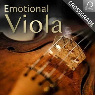 Emotional Viola Crossgrad  [Digital Download]