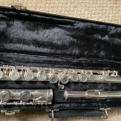 Gemeinhardt 52SP Silverplated Flute Very Nice