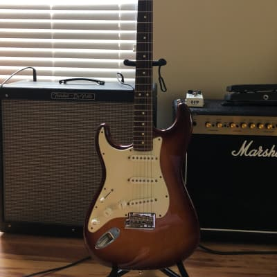 Fender American Standard Stratocaster Left-Handed 2008 - 2016 for sale
