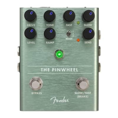 Fender The Pinwheel Rotary Speaker Emulator Effects Pedal for sale
