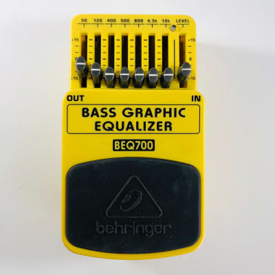 Behringer BEQ700 7-Band Graphic Equalizer  *Sustainably Shipped*