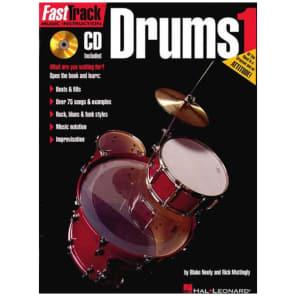 Hal Leonard FastTrack Drums Method - Book 1