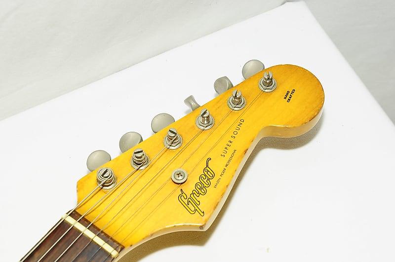greco super sound h serial electric guitar ref no 2201 reverb. Black Bedroom Furniture Sets. Home Design Ideas