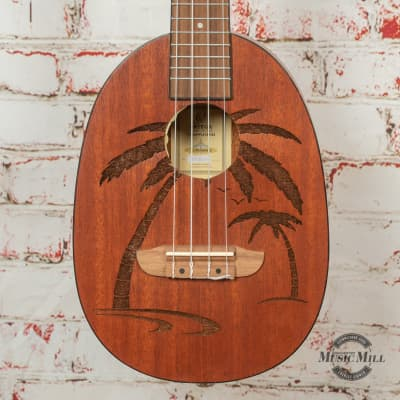 Ortega RUPA5MM-E Acoustic/Electric Concert Ukulele Natural x2S19 (USED) for sale