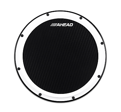 ahead s hoop marching practice pad with snare sound 14 inch reverb. Black Bedroom Furniture Sets. Home Design Ideas
