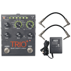 Digitech Trio+ Plus Band Creator and Looper Bundle Gray image