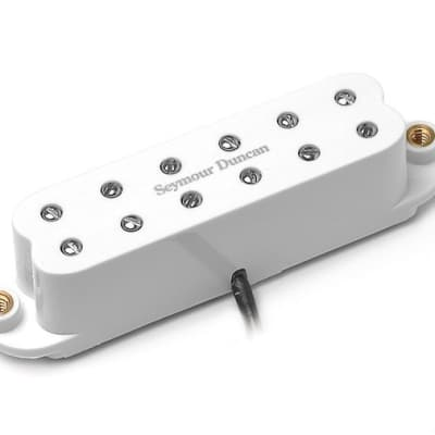 Seymour Duncan SJBJ-1 JB Jr for Strat - white, bridge