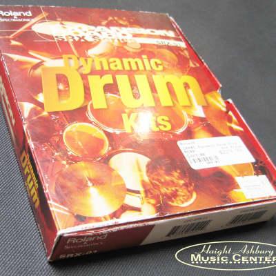 Roland SRX01 Dynamic Drum Kits Wave Expansion Board